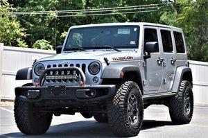 2014 Jeep Wrangler Unlimited for Sale in Fredericksburg, VA