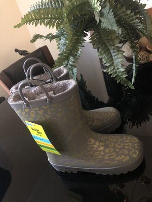 Western chief girls rain boots 13/1 for Sale in Oxnard, CA