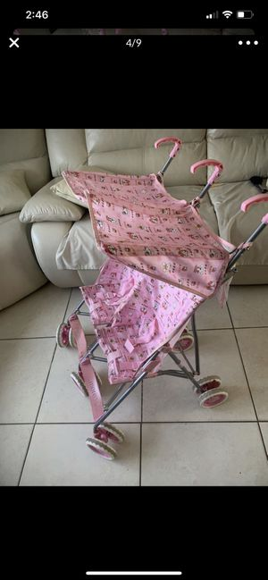 Double stroller for Sale in Fort Myers, FL