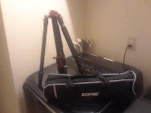 Zomei tripod camera for Sale in Providence, RI