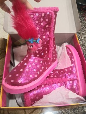 Trolls boots for Sale in Buda, TX