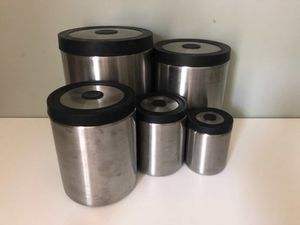 OXO Stainless Steel Jars - MORE LISTINGS for Sale in Seattle, WA