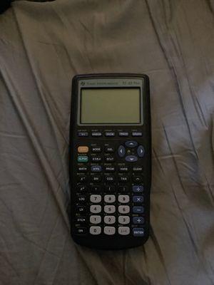 TI-83 Plus calculator for Sale in Abilene, TX