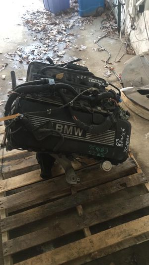 2003 BMW X5 ENGINE 3.0 for Sale in Takoma Park, MD