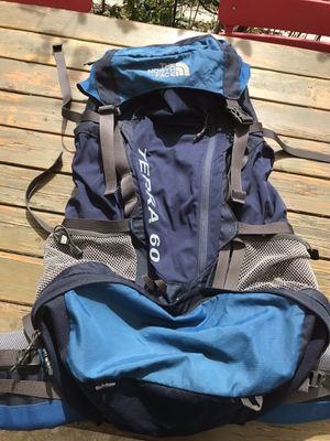 North Face Hiking Backpack for Sale in Clearwater, FL