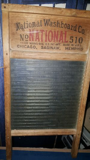 Antique Wash Board for Sale in Portland, OR