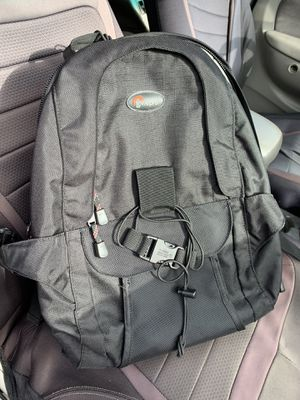Camera type backpack for Sale in Modesto, CA