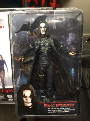 The crow collections action figure. for Sale in Hawthorne, CA
