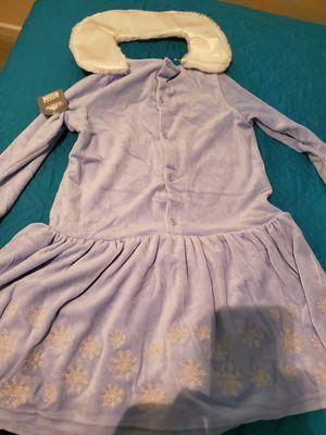 Elsa dresses/ winter dress for Sale in Anaheim, CA