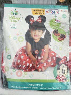 New Minnie Mouse Costume for Sale in Taunton, MA