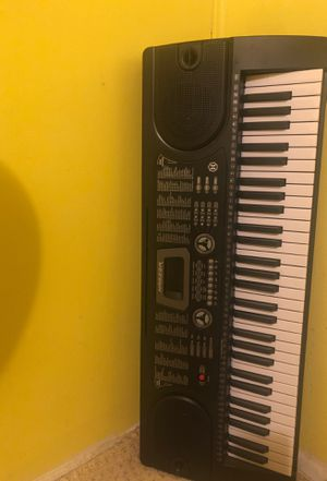 Hamzer 61-Key Digital Music Piano Keyboard for Sale in New Square, NY