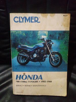 82-88 honda V-fours 700-1100cc for Sale in Auburn, WA