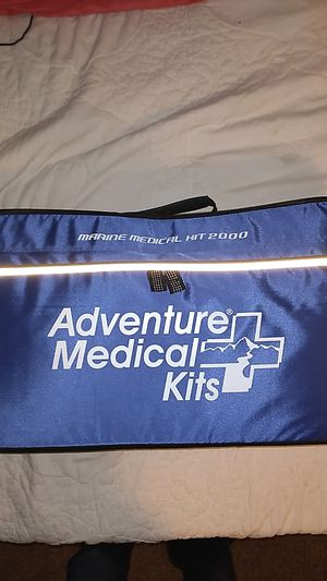 Adventure Marine Medical Kit 2000 for Sale in Everett, WA