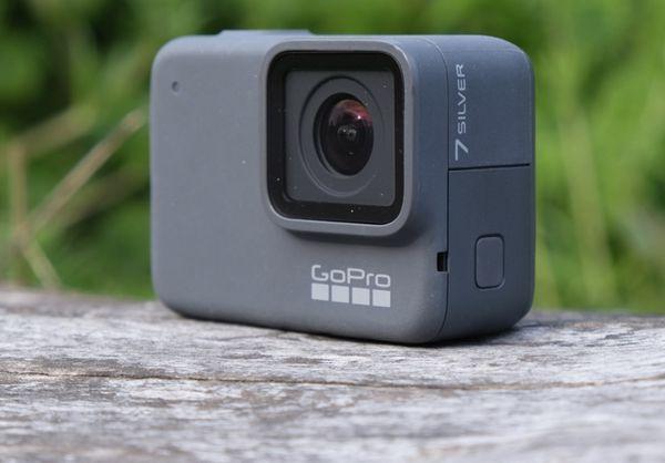Brand New GoPro Hero 7 Silver