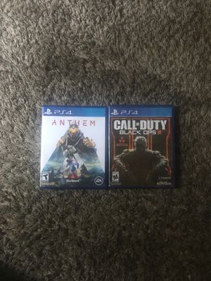 PS4 Games for Sale in Navarre, FL