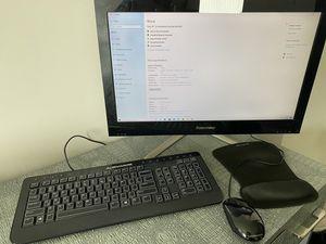 Lenovo Computer Desktop All In One 23in Full HD C540 1TB Memory Alienware Keyboard & Mouse for Sale in Oakland Park, FL