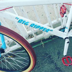"Big ripper Mike buff 29 "" bmx bike for Sale in Huntington Park, CA"