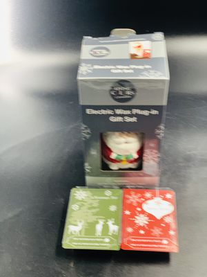 ELECTRIC WAX PLUG-IN GIFT SET for Sale in Washington, DC