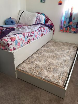 Twin bed with trundle for Sale in Reston, VA