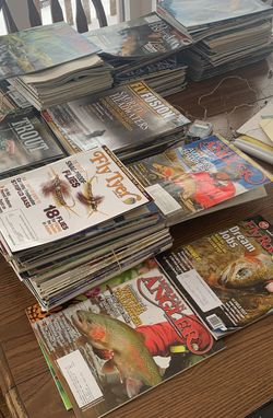 Fly Fishing Magazines for Sale in St. Louis,  MO