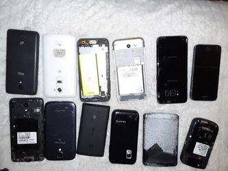 Phone's  Lg Samsung TLC Blackberry iphone for Sale in Astoria, OR