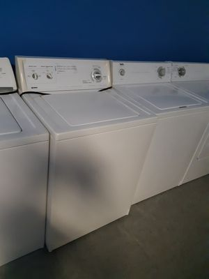 KENMORE TOP LOAD WASHER AND DRYER SET WORKING PERFECTLY W/4 MONTHS WARRANTY for Sale in Baltimore, MD