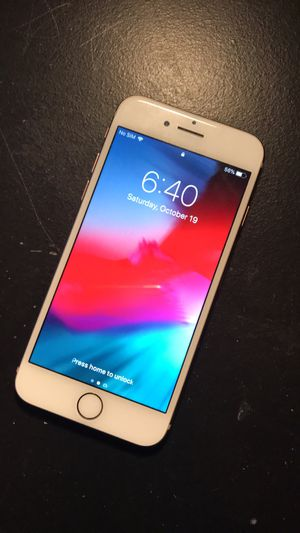 iPhone 8 64gb Rose Gold Unlocked for Sale in GRANT VLKRIA, FL