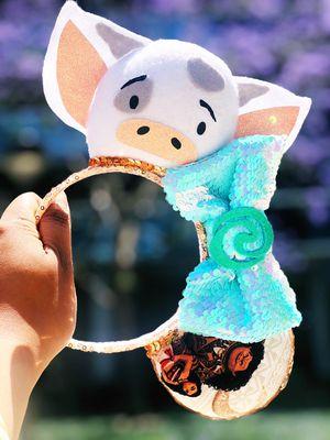 Disney Moana Mouse Ears | Disney | Mickey Ears for Sale in Chula Vista, CA