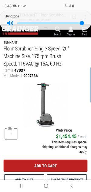 Floor scrubber for Sale in Dallas, TX