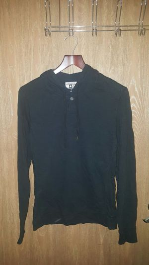 Converse Men's black thin hoodie for Sale in San Francisco, CA