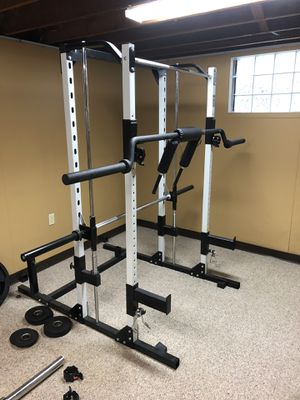 Olympic weight set for Sale in Pittsburgh, PA