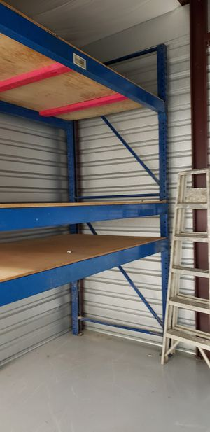Warehouse shelves for Sale in Missouri City, TX