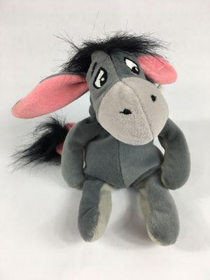 Disney World Exclusive Winnie The Pooh Eeyore Plush & Bean Bag Doll / Toy NEW! for Sale in Hamilton Township, NJ