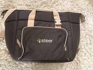 Steer Cooler Bag/ Ice chest Bag for Sale in Austin, TX