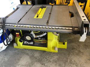 Table saw for Sale in Chelsea, MA