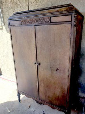 Antique Armoire (Civil War Era) for Sale in Ontario, CA