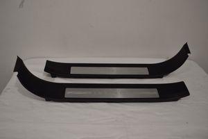 Infiniti 2009-2017 FX35 FX37 FX50 QX70 Door kick plates (pair) for Sale in Irvine, CA