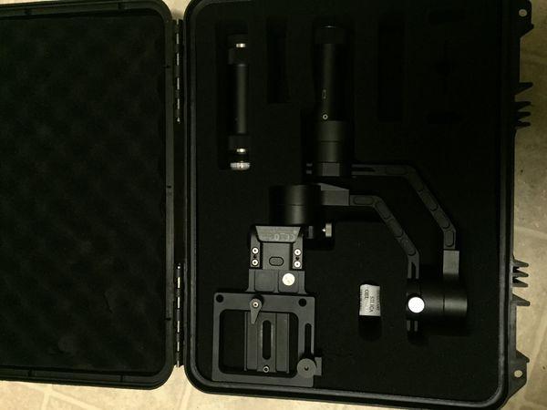 Zhiyum tech crane 3 axes gimbal stabilizer