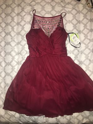 Beautiful burgundy dress for any special occasion ❤️🌹 for Sale in San Diego, CA