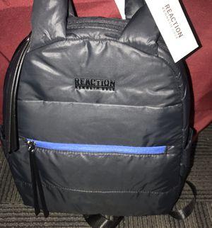 Reaction Kenneth Cole Black Puffer Nylon Backpack for Sale in Las Vegas, NV