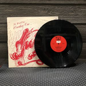 "WORLD CLASS WRECKIN CRU - JUICE 12"" Vinyl KC003 80s Hip Hop for Sale in Milpitas, CA"