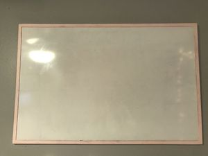 White board from target for Sale in Lodi, CA