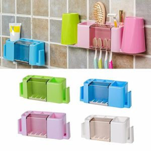 Bathroom Toothpaste Toothbrush Holder Creative Storage Case Waterproof Househeld Organizer Box Container Bathroom Accessories for Sale in Charlotte, NC