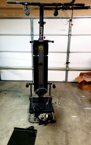 Bowflex XTL Fitness Machine With All Attachments for Sale in Maple Valley, WA