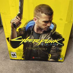 Cyberpunk 2077 Collectors Edition PS4 for Sale in Fresno,  CA