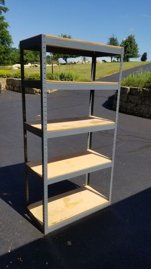 """Metal shelving, 36"""" x 18"""" for Sale in Downers Grove, IL"""