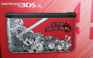 Nintendo 3DS XL Super Smash Bros Limited Edition Console - Red for Sale in Davenport, FL