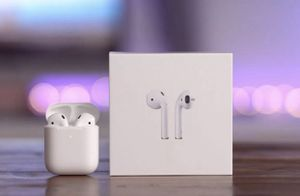 Generic AirPods Wireless Bluetooth Headphones for iPhone for Sale in Richmond Hill, GA