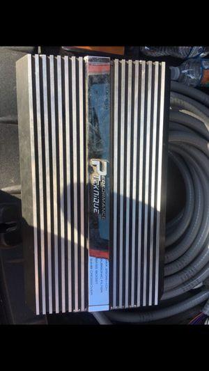 CAR AMPLIFIER 4 CHANNEL for Sale in Santa Monica, CA