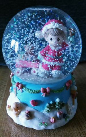 Precious Moments Musical Snow Globe for Sale in Toms River, NJ